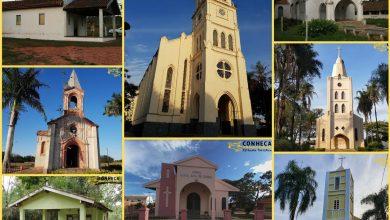 Igrejas em Paraguaçu Paulista